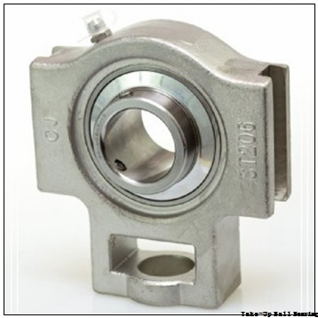 AMI UCT207-21NP Take-Up Ball Bearing
