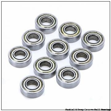 MRC R20ZZ Radial & Deep Groove Ball Bearings