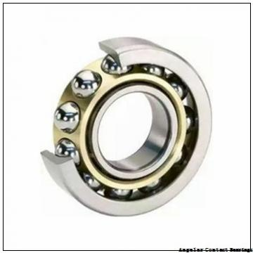 60 mm x 110 mm x 36.5 mm  Rollway 3212 ZZ Angular Contact Bearings
