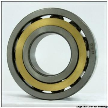 35 mm x 80 mm x 34.9 mm  Rollway 3307 Angular Contact Bearings