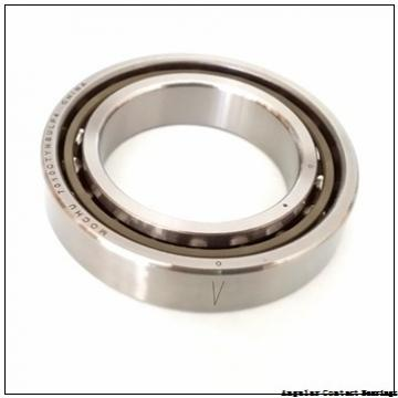 60 mm x 110 mm x 22 mm  Rollway 7212 BM Angular Contact Bearings