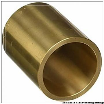 Bunting Bearings, LLC BJ5F030504 Die & Mold Plain-Bearing Bushings