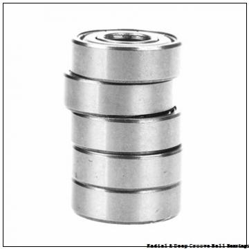 6 mm x 19 mm x 6 mm  Timken 36K Radial & Deep Groove Ball Bearings