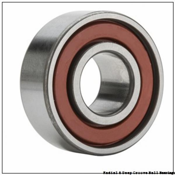 75 mm x 130 mm x 25 mm  NSK 6215 ZZ C0 Radial & Deep Groove Ball Bearings #2 image
