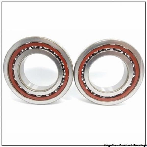 25 mm x 52 mm x 0.5906 in  NSK 7205 BMPC Angular Contact Bearings #1 image