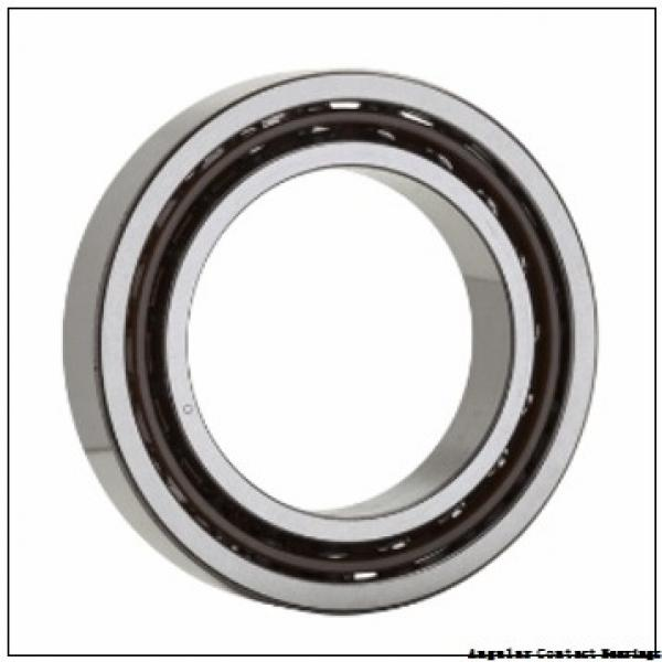 25 mm x 52 mm x 0.5906 in  NSK 7205 BMPC Angular Contact Bearings #3 image
