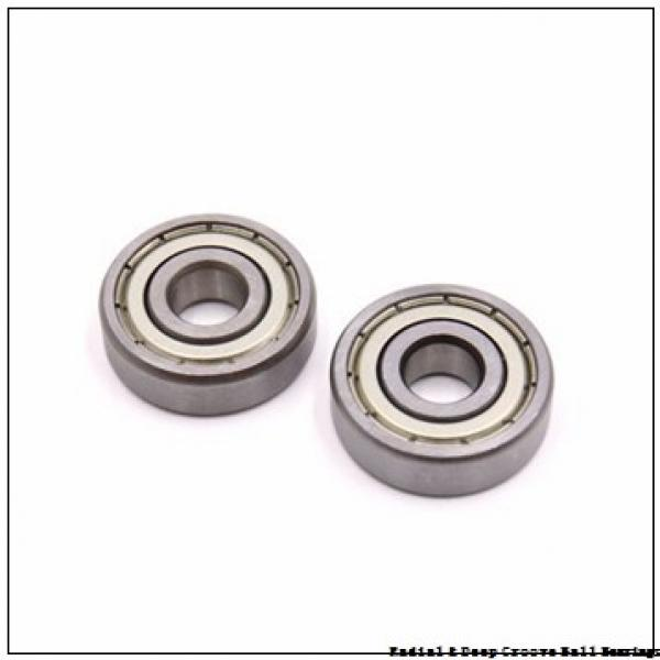 75 mm x 130 mm x 25 mm  NSK 6215 ZZ C0 Radial & Deep Groove Ball Bearings #3 image